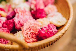 trà hoa giảm cân từ hoa hồng