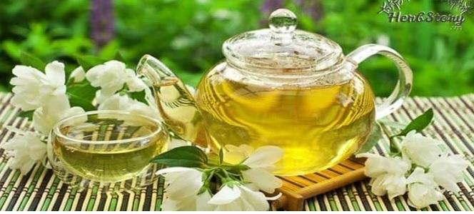 trà hoa giảm cân từ hoa nhài