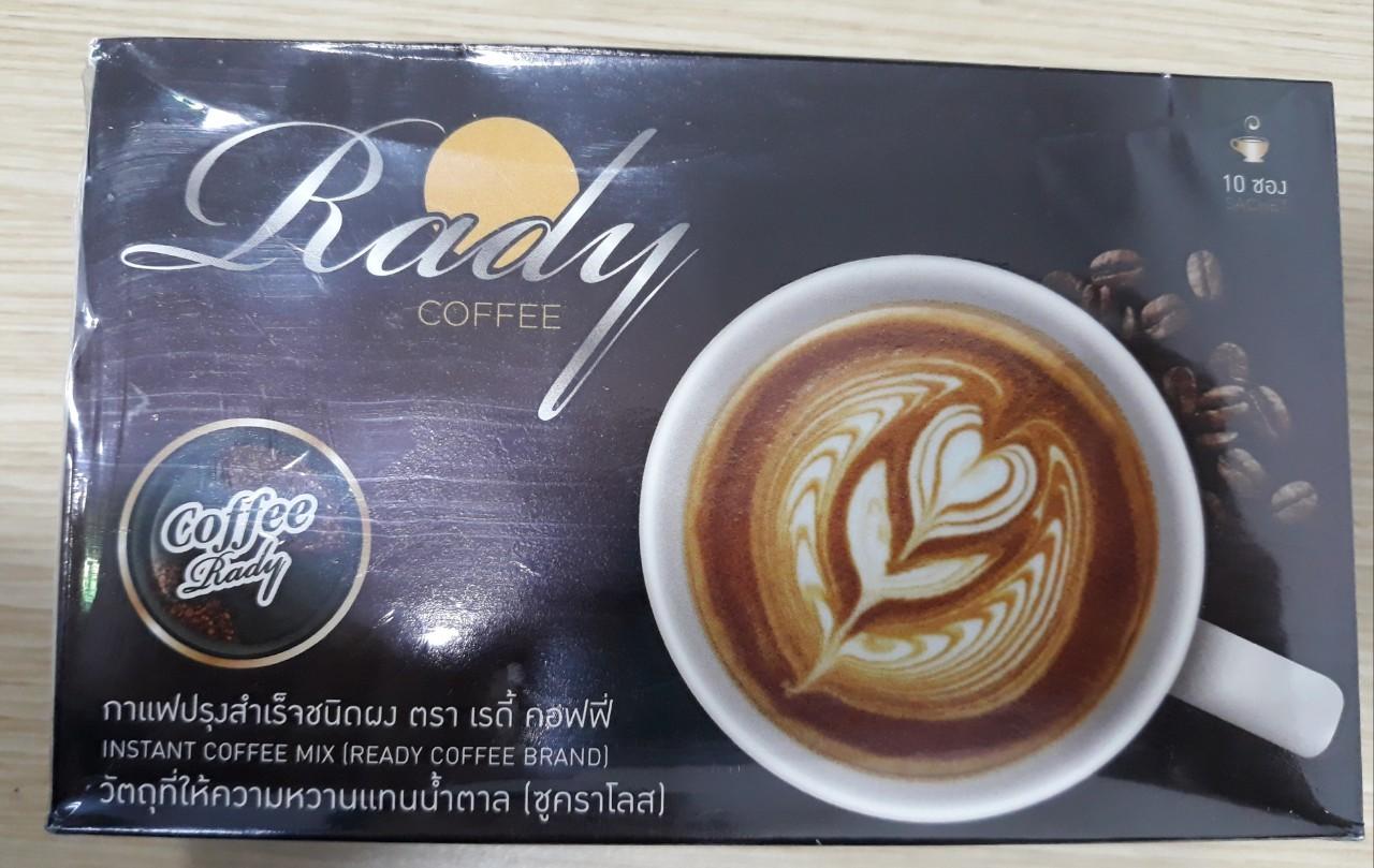 cà phê giảm cân rady thái lan