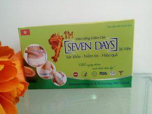 giảm cân seven days
