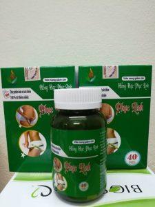 Thuốc giảm cân Hồng hạc phục linh