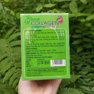 diệp lục collagen có tốt không
