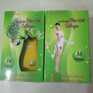 Lose Weight Phục Linh Collagen Phú Cường mua ở đâu ?