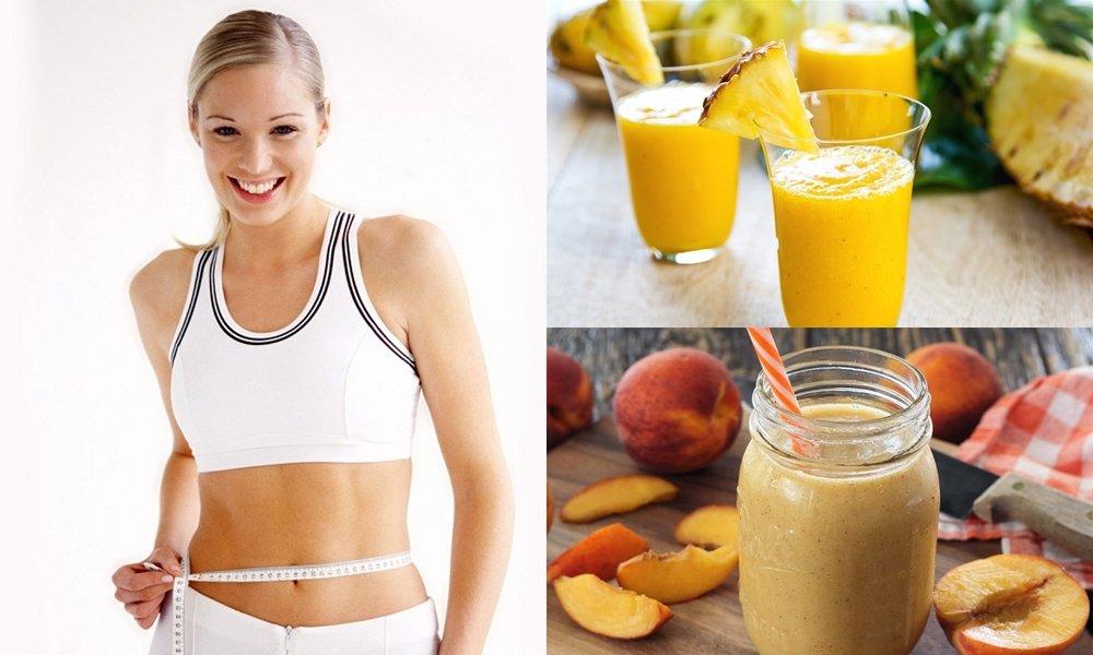 15 loại sinh tố giảm cân sẽ giúp bạn thon gọn