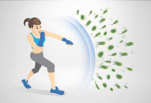 Tập thể dục đều đặn có giúp chống lại Covid 19?