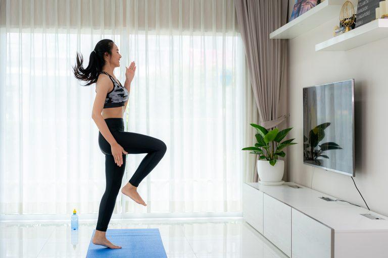 7 bài tập Cardio tốt nhất bạn có thể thực hiện tại nhà