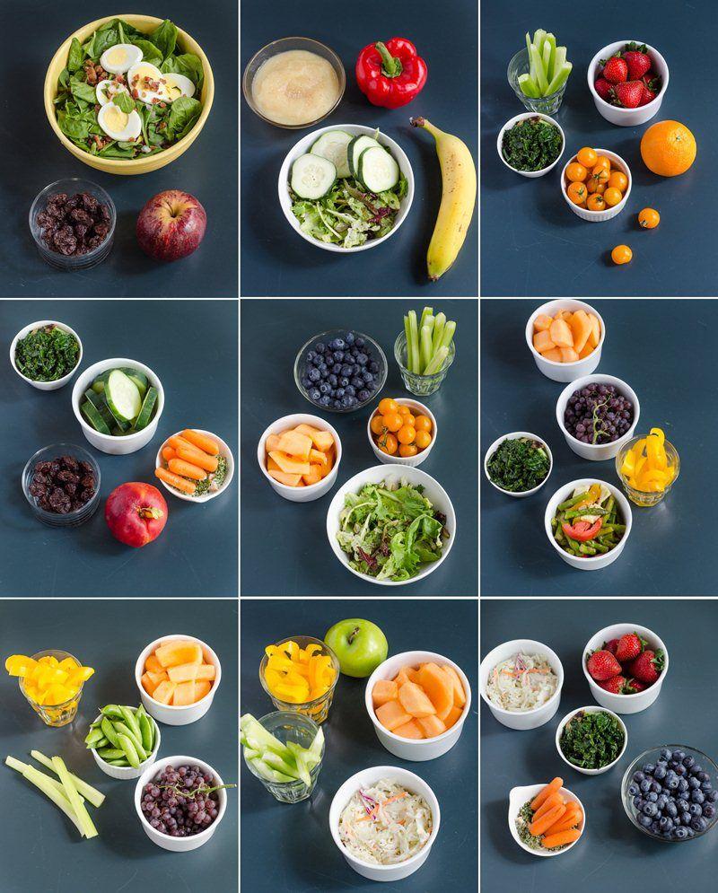 10 gợi ý xây dựng thực đơn bữa tối cho chế độ ăn lành mạnh